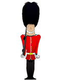 Queen  Soldier illustration Royalty Free Stock Images