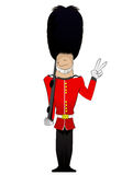 Queen  Soldier illustration Stock Images