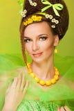 Queen of the spring Stock Photos