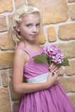 Queen of summer Royalty Free Stock Image