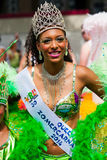 Queen Summer Carnival Stock Photography