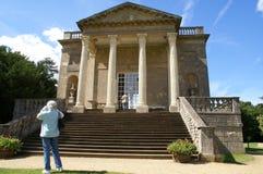 Queen Temple, Stowe Landscape Gardens, England Stock Photos