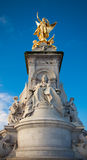 Queen Vicotria monument in Central London Royalty Free Stock Image