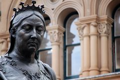 Queen Victoria Stock Photography