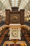 Queen Victoria Building Interior. Sydney, Australia royalty free stock photography