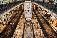 Queen Victoria Building Stock Image