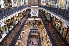 Queen Victoria Building in Sidney Stock Images