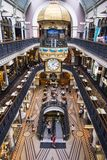 Queen Victoria Building in Sidney Royalty Free Stock Photography