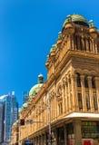Queen Victoria Building in Sydney, Australia. Built in 1898 Stock Image