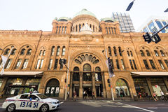 The Queen Victoria Building in Sydney Stock Images