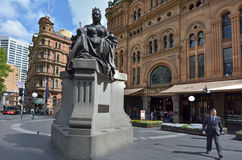 Queen Victoria Building Sydney  New South Wales Australia Stock Photo