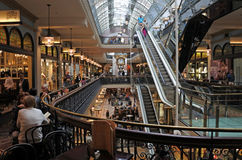 Queen Victoria Building Sydney  New South Wales Australia Royalty Free Stock Photo