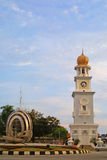 Queen Victoria Clocktower in Georgetown Stock Photography