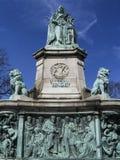 Queen Victoria - Dalton Park - Lancaster - Britain Royalty Free Stock Images