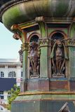 Queen Victoria Fountain at Merdeka Square, Kuala Lumper Malaysia. Queen Victoria Fountain at Merdeka Square, Kuala Lumper Malaysia is brought in from England on stock photo