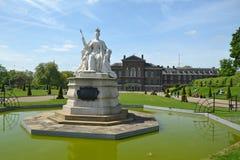 Queen Victoria Kensington Royalty Free Stock Photos