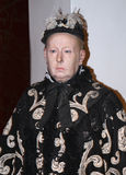 Queen Victoria at Madame Tussaud's stock photos