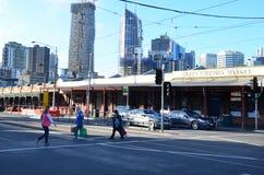 Queen Victoria Market - Melbourne Stock Photos
