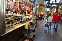 Queen Victoria Market - Melbourne Stock Photo