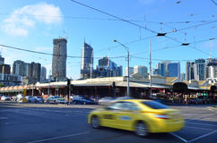 Queen Victoria Market - Melbourne Royalty Free Stock Image