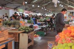 Queen Victoria Market Melbourne Australia Stock Photos