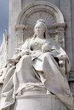 Queen victoria memorial Royalty Free Stock Image