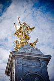 Queen Victoria Memorial Royalty Free Stock Images