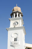 Queen Victoria Memorial Clock Tower in Penang Stock Image