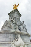Queen Victoria Memorial in front of Buckingham Palace, London, England Stock Images