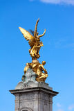 Queen Victoria Memorial, London Royalty Free Stock Image