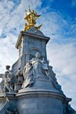 Queen Victoria Memorial, London Royalty Free Stock Photography