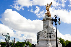 Queen Victoria Memorial, London Royalty Free Stock Images