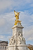Queen Victoria Memorial at London, England Royalty Free Stock Images