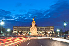 Queen Victoria Memorial at London, England Royalty Free Stock Photo