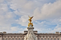 Queen Victoria Memorial at London, England Royalty Free Stock Image