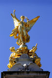 Queen Victoria Memorial Pinnacle Royalty Free Stock Photo