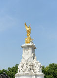 Queen Victoria Memorial statue Royalty Free Stock Images