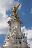 Queen Victoria Monument Royalty Free Stock Photo