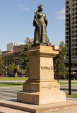 Queen Victoria Monument in Adelaide Royalty Free Stock Photo