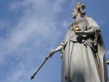 Queen Victoria's memorial Stock Photo