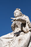 Queen Victoria Statue Royalty Free Stock Image