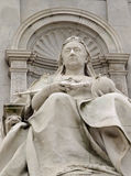Queen Victoria Statue Stock Images