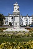Queen Victoria Statue in Southend-on-Sea. The Queen Victoria statue on Clifftown Parade in Southend-on-Sea in Essex, UK Stock Image