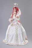 Queen wizard Stock Image