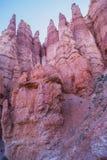 Queen& x27; fuga do jardim de s, Bryce Canyon Fotos de Stock