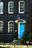 Queen& x27; s-husbyggnad i torn av London Royaltyfri Bild