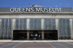 The Queens Art Museum Stock Photos