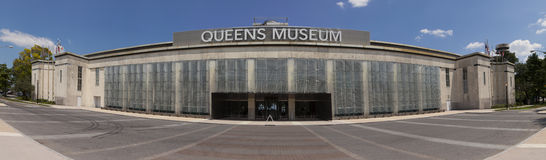 The Queens Art Museum Royalty Free Stock Photography