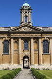 The Queens College Oxford Royalty Free Stock Image