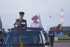 Queens Colour Ceremony Stock Photography